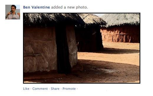 The hut I stayed in during my two week homestay near Lake Natron.