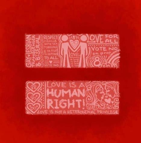 loveisahumanright