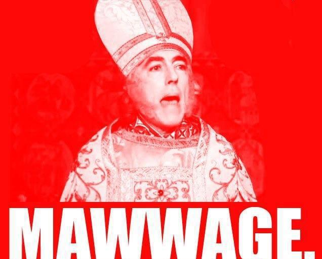 mawwage
