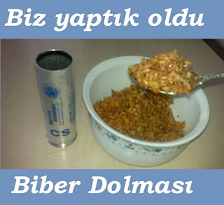Pepper Dolma