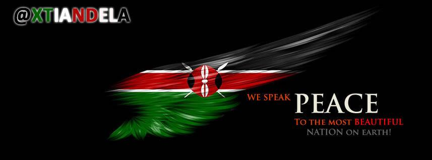 An image uploaded by @xtiandela on Twitter. It incorporates the Kenyan flag in the design.