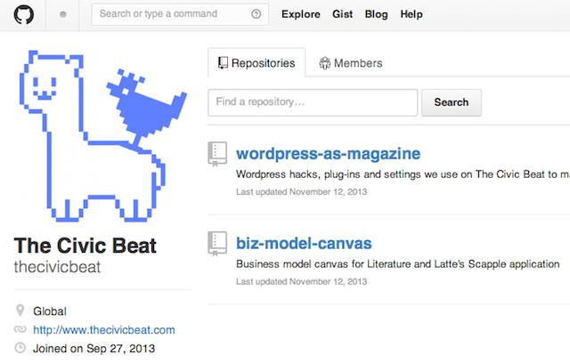 thecivicbeat.github.screenshot